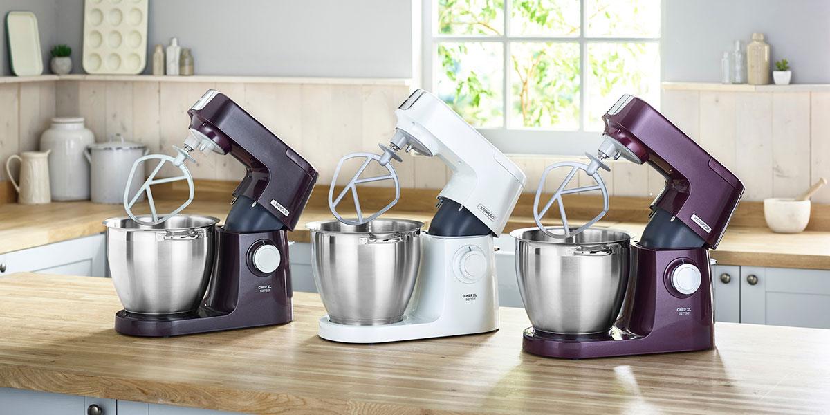 Küchenmaschine Teig Kneten 2021